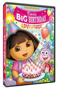 Dora's Big Birthday Adventure [Full Frame] [O-Sleeve With Pop-up Inside]