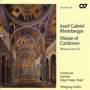 Sacred Music 4: Missae Et Cantiones