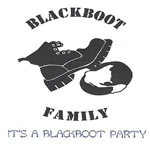 It's a Blackboot Party