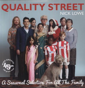 Quality Street: A Seasonal Selection for the Whole