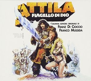 Attila Flagello Di Dio (Original Soundtrack) [Import]