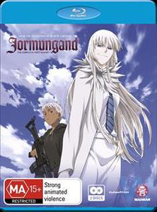 Jormungand-Season 1 [Import]