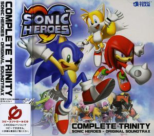 Sonic Heroes (Original Soundtrack) [Import]