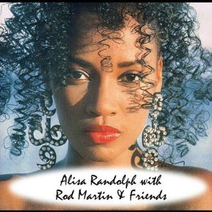 Alisa Randolph with Rod Martin & Friends