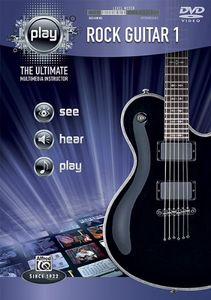 Alfred's PLAY Series Rock Guitar, Vol. 1
