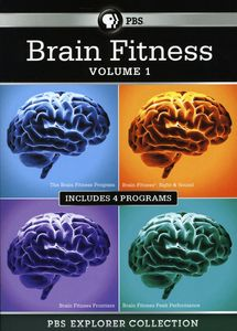 PBS Explorer Collection: Brain Fitness, Vol. 1 [4 Discs]