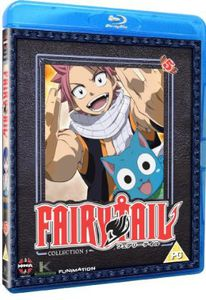 Fairy Tail: Part 5 (Episodes 49-60)