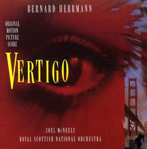 Vertigo (Original Soundtrack)