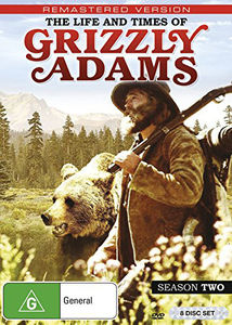 Life & Times of Grizzly Adams: Season 2 [Import]