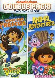 Dora & Diego: Wolf Pup Rescue & Animal Adventures