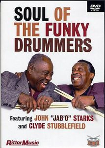 Soul Of The Funky Drummers [Instructional]