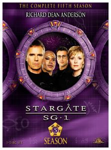 Stargate SG-1: The Complete Season 05
