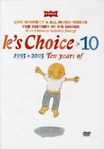 10 1993-2003 Ten Years of