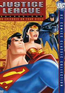 Justice League Of America: Season 1 [4 Discs] [Standard] [Digipak]