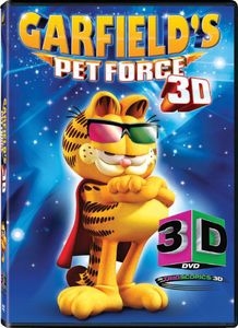 Garfield's Pet Force 3D [Widescreen]