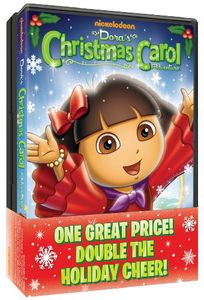 Dora's Christmas Carol Adventure/ Dora's Christmas [Full Frame] [Back To Back]