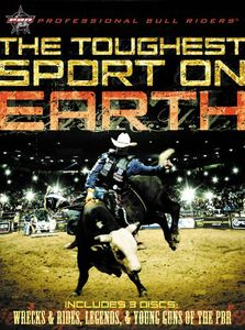 Professional Bull Riders: The Toughest Sport On Earth [Full Frame] [3Discs] [Digipak] [Slipcase]