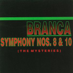 Symphonies 8 and 10-The Mysteries