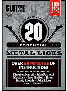 20 Essential Metal Licks