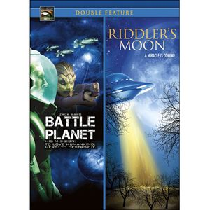 Riddler's Moon/ Battle Planet