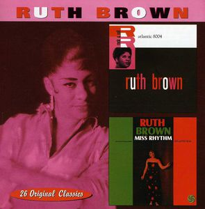 Ruth Brown /  Miss RHTTHM