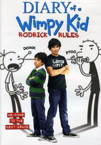 Diary Of A Wimpy Kid: Rodrick Rules [Widescreen]