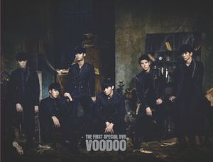 First Special DVD [Voodoo] [Import]