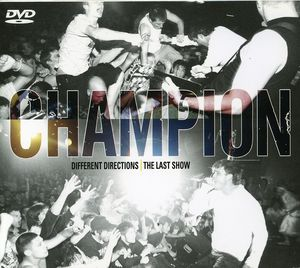Different Directions/ The Last show [With DVD]