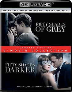 Fifty Shades of Grey /  Fifty Shades Darker: 2-Movie Collection (Unrated Edition)