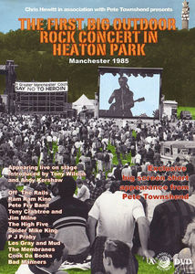 First Big Outdoor Rock Concert In Heaton /  Various