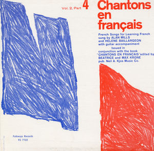 Chantons en Francais 2: PT 4 - French Songs
