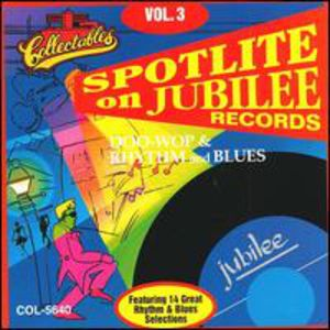 Jubilee Records 3 /  Various