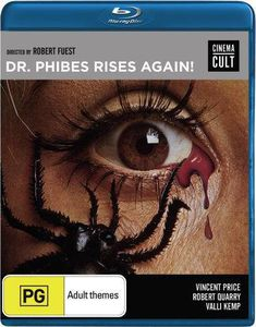 Dr Phibes Rises Again [Import]