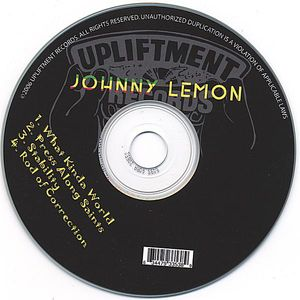 Johnny Lemon EP