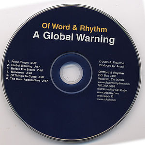 Global Warning EP