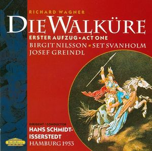 Wagner: Walkure Act 1