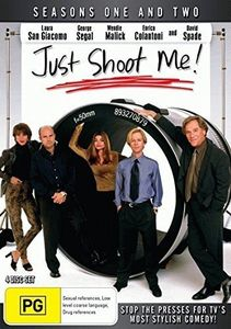 Just Shoot Me - Season 1 & 2 [Import]