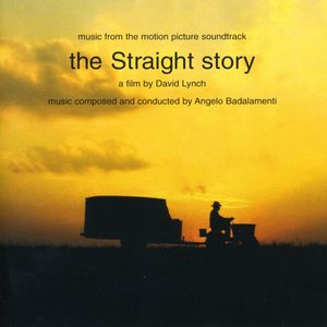 Straight Story (Original Soundtrack) [Import]