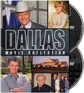 Dallas: The Movie Collection [Full Frame] [2 Discs]