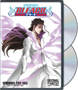Bleach Uncut Set 21