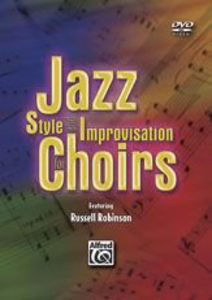 Jazz Style & Improvisation for Choirs