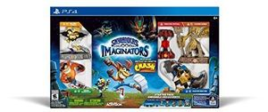 Skylanders Imaginators: Starter Pack - Crash Bandicoot Edition for PlayStation 4