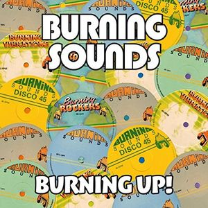 Burning Up /  Various
