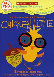 My First Scholastic Storybook Treasures, Vol. 3 Featuring Chicken