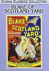 Blake of Scotland Yard (Feature Version)