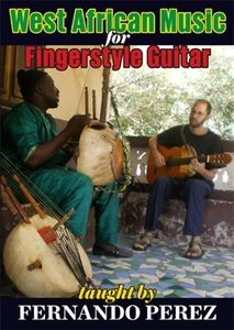 West African Music for Fingerstyle Guitar