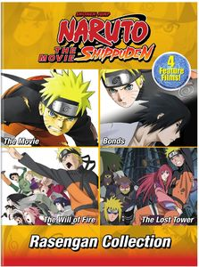 Naruto Shippuden The Movie Rasengan Collection