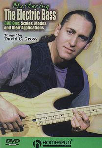 Mastering The Electric Bass [2 Discs] [Instructional]