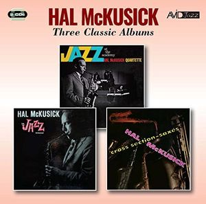 3 Lps - Jazz At The Academy /  Jazz Workshop