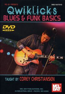 Qwiklicks Blues and Funk Basics